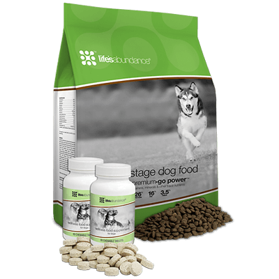 Dog Food and Supplement